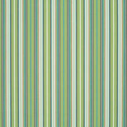 Sunbrella Stripes Foster Surfside Fabric