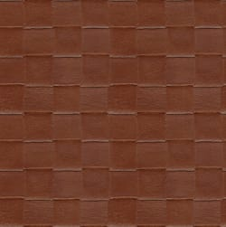Abbey Shea Colonial Vinyl 91 Chestnut Fabric