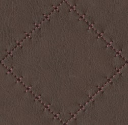 Abbey Shea Basilica Faux Leather French Toast Fabric