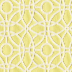 Abbey Shea Vincent Matelasse Citron Fabric