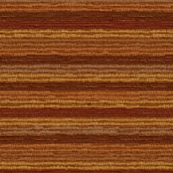 Crypton Sassafras Chenille Gold/Red/Black Fabric