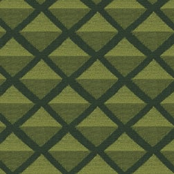 Abbey Shea Fortitude Jacquard Olive Fabric