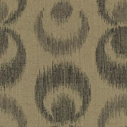 Abbey Shea Crescent Jacquard Sable Fabric