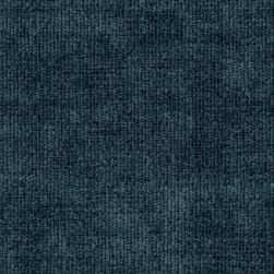 Abbey Shea Berry Chenille Midnight Blue Fabric