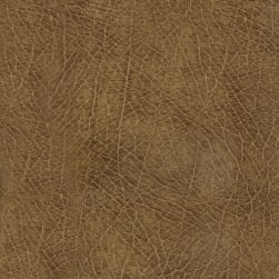 Abbey Shea Dallas Faux Leather Oak Fabric