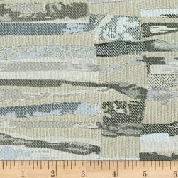 Abbey Shea Paige Woven Cadet Grey Fabric