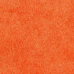 Abbey Shea Berry Chenille Tangerine Fabric