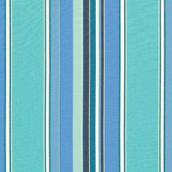 Sunbrella Stripes Dolce Oasis Fabric