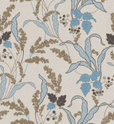 Abbey Shea Zevon Jacquard Re Blued Fabric