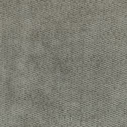 Abbey Shea Amicable Chenille Pewter Fabric