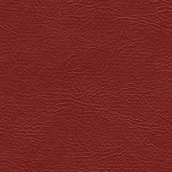 Spradling Sierra Soft Vinyl Flame Red Fabric