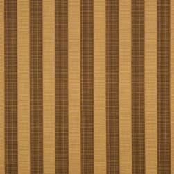 Sunbrella Strips Calvert Oak Fabric
