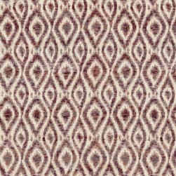 Abbey Shea Foster Chenille Sangria Fabric