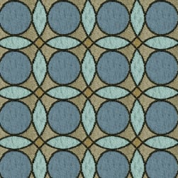 Abbey Shea Montross Jacquard Seaglass Fabric