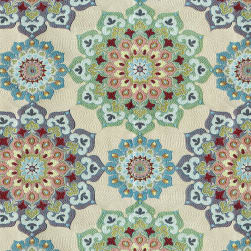 Abbey Shea Walsh Jacquard 7003 Harmony Fabric