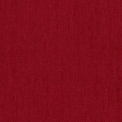 Abbey Shea Path Woven Crimson Fabric