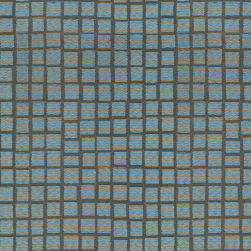 Crypton Syndicate Jacquard Blue Moon Fabric