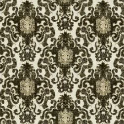 Abbey Shea Auden Jacquard Rich Oak Fabric