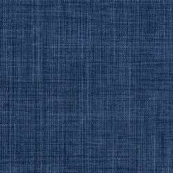 Abbey Shea Ferrell Woven Blue Fabric