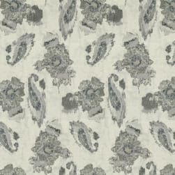 Abbey Shea Inglewood Jacquard Wales Grey Fabric