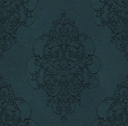Crypton Ornamental Jacquard Empire Fabric
