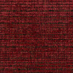 Abbey Shea Thomas Jacquard Chili Red Fabric