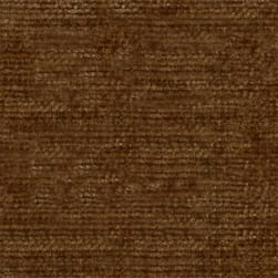 Abbey Shea Berry Chenille Chocolate Fabric