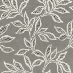 Abbey Shea Laurel Jacquard 91 Platinum Fabric