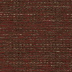Abbey Shea Wilmington Jacquard 1006 Brick Fabric