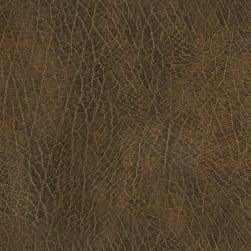 Abbey Shea Dallas Faux Leather 808 Bark Fabric