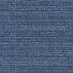 Abbey Shea Simple Woven Indigo Fabric