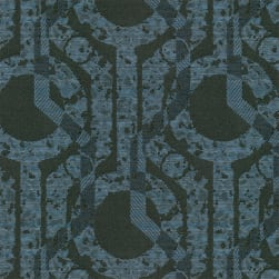 Crypton Centerstage Jacquard Blue Moon Fabric