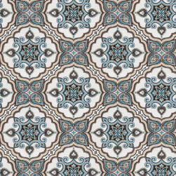Abbey Shea Canasta Woven 34 Turquoise Fabric