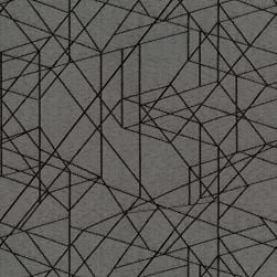 Crypton Rendition Jacquard Smokey Quartz Fabric