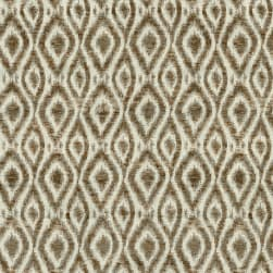Abbey Shea Foster Chenille Venetian Brown Fabric