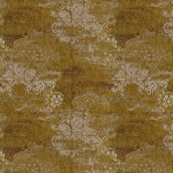 Abbey Shea Hairston Jacquard Venetian Brown Fabric