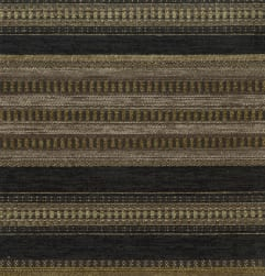AbbeyShea Salem Jacquard Black Gold