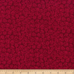 RJR Hopscotch Rose Petals Lipstick Fabric