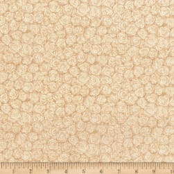 RJR Hopscotch Rose Petals Meringue Fabric
