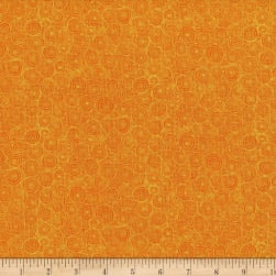 RJR Hopscotch Intertwining Puddles Sunshine Fabric