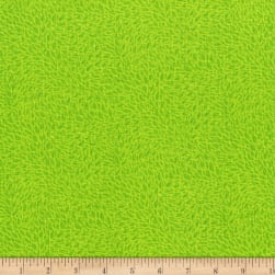 RJR Hopscotch Leaves In Motion Lime Fabric