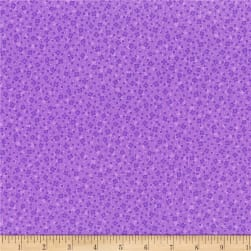 RJR Hopscotch Square Dance Purple Fabric
