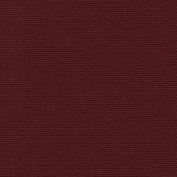 Haartz SeaMark Waterproof Sunbrella Canvas True Burgundy Fabric