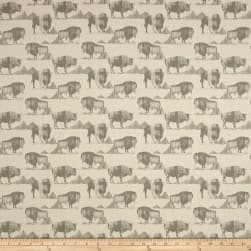Premier Prints Buffalo Trail Lead Fabric