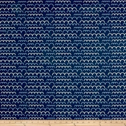 Premier Prints Wave Sky Fabric