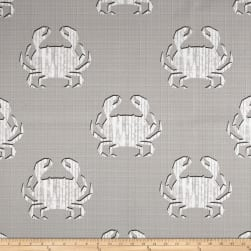 Premier Prints Luxe Outdoor Avalon Sea Salt Fabric