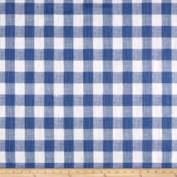 Premier Prints Buffalo Plaid Slub Canvas Chill Fabric