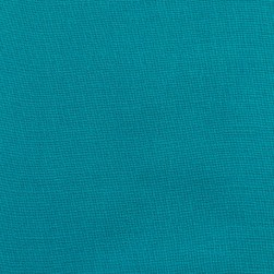 Art Gallery Solid Rayon Challis Teal Blue