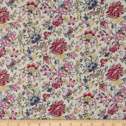 Liberty Fabrics Christelle Sycamore Linen Fabric