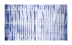 Wind Cave All Over Vertical Stripe Navy/White Fabric